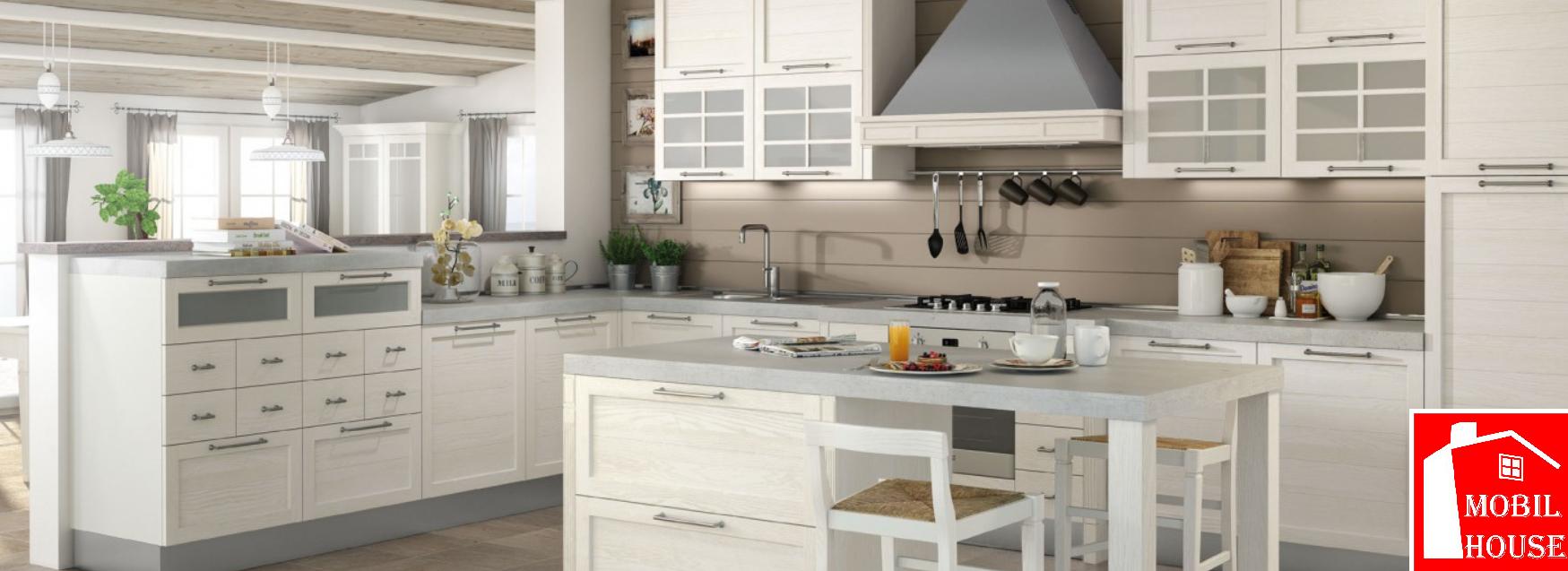 Cucina dover mobil house - Cucine concreta ...