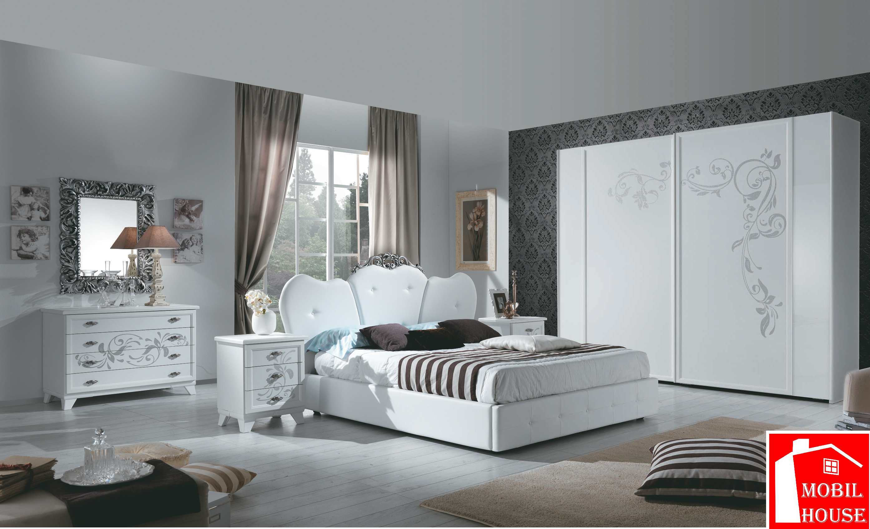 Camera da letto kings mobil house for Camere da letto moderne 2016