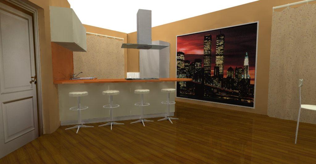 Progettare Cucina 3d Gratis. Progetti With Disegnare Cucina D Gratis ...