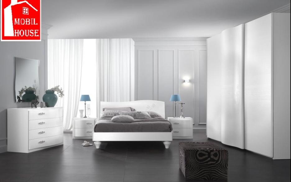 Camere da letto contemporanee in vari colori a ottimo prezzo
